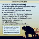 Trials-Solution