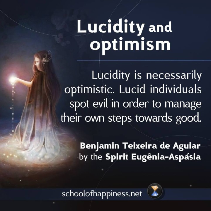 Lucidity and Optimism