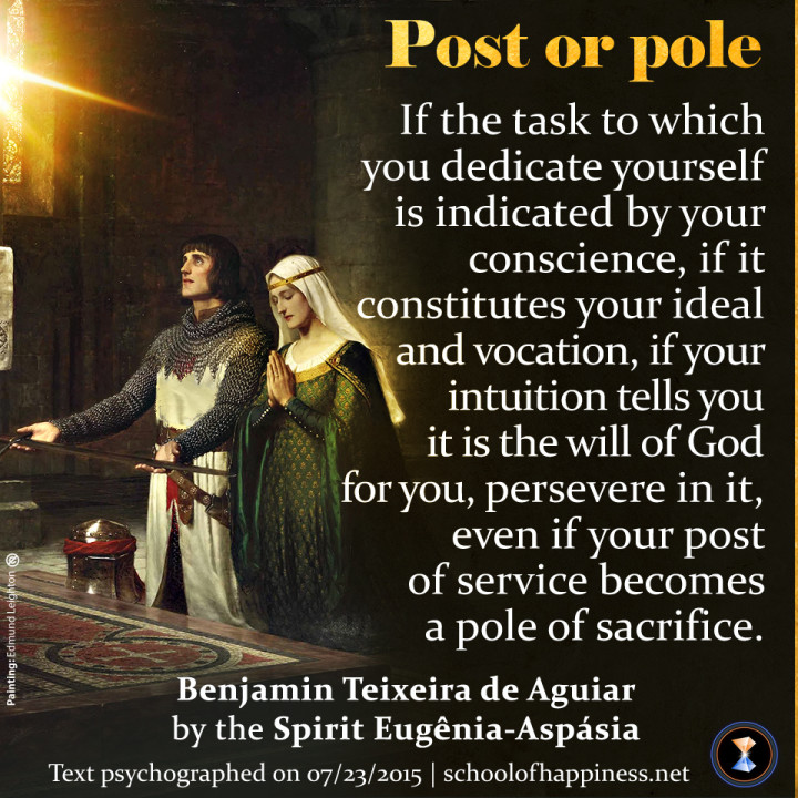 Post or pole