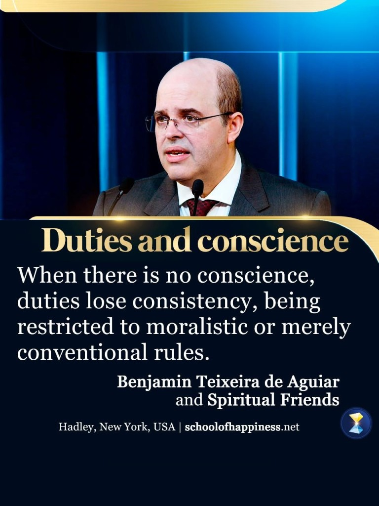 Duties and conscience