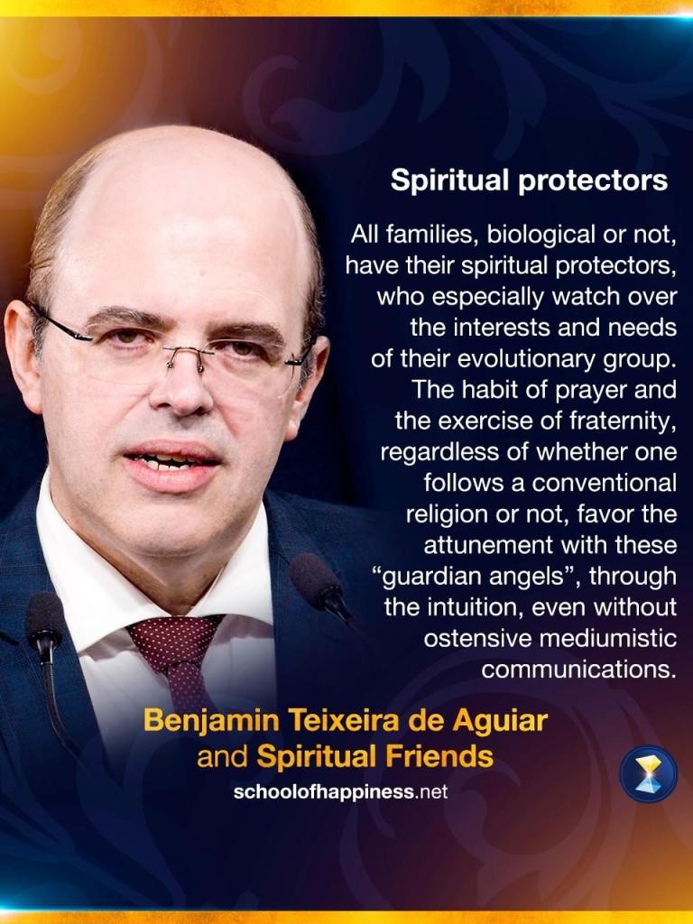 Spiritual protectors