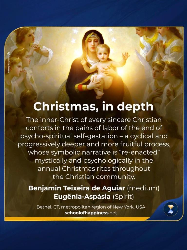 Christmas, in depth