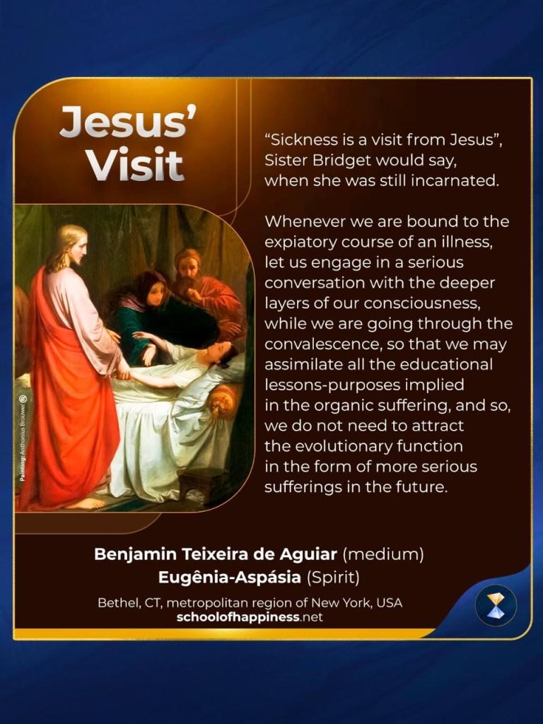 Jesus' Visit