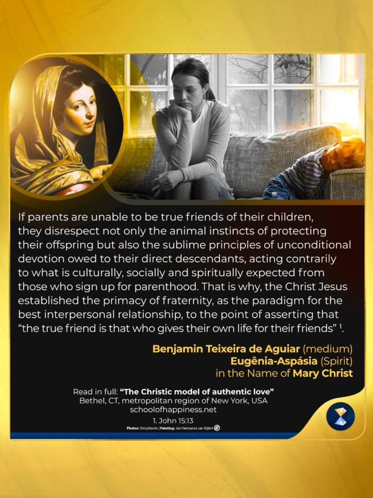 The Christic model of authentic love